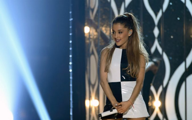 Recording artist Ariana Grande performs during the 2014 Billboard Music Awards at the MGM Grand Garden Arena on May 18, 2014 in Las Vegas, Nevada. (Ethan Miller/Getty Images)
