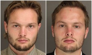 Twins From Pennsylvania Go on 10-day Bombing Spree