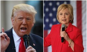 Donald Trump and Hillary Clinton React to the EgyptAir Crash
