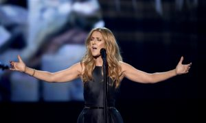 Celine Dion Brings Strength and Tears During Billboard Music Awards Performance
