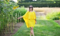 Sibylle's Style Diary: Nicole DiCocco, From Diplomacy to Philanthropy