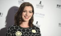 Anne Hathaway Brought to Tears During Gym Session