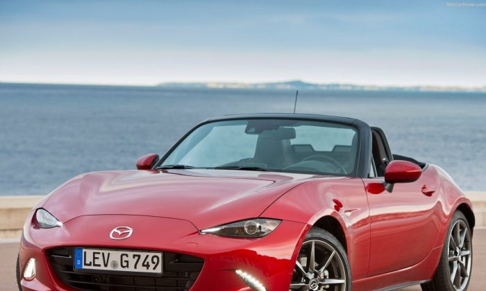 2016 Mazda MX-5 Miata. (Courtesy of NetCarShow.com)
