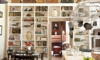 How to decorate with antiques and heirlooms