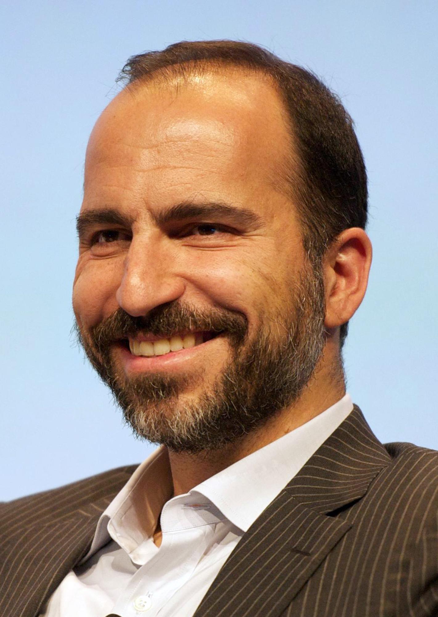 Expedia, Inc. CEO Dara Khosrowshahi, in this file photo. (Expedia, Inc. via AP) MANDATORY CREDIT