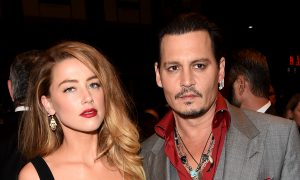Johnny Depp and Amber Heard Have Split Up