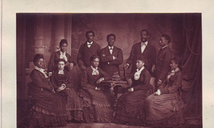 Victorian-era, middle-class black women who loved to read and write didn't have many role models. (Jeffrey Green)
