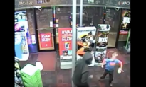 Video: 7-Year-Old Attempts to Stop Armed Robbery at Maryland GameStop