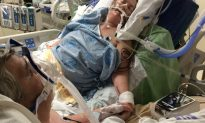 Son Captures Photo of Parents on Life Support Before Father Dies