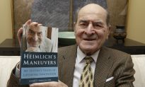Dr. Henry Heimlich, 96, Uses His Own Maneuver for the First Time on Choking Person