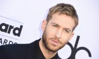 Calvin Harris Thanks Fans For Support After Car Crash