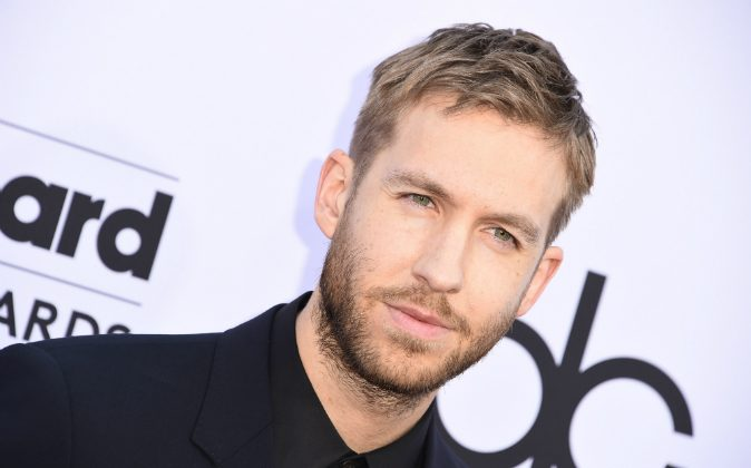 Calvin Harris attends the 2015 Billboard Music Awards, May 17, 2015, at the MGM Grand Garden Arena in Las Vegas, Nevada. (ROBYN BECK/AFP/Getty Images)