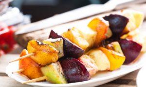 Grilled Fruit Salad Recipes