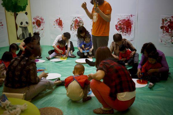 child care china