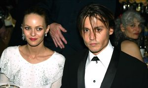 Johnny Depp's Ex of 14 Years Vanessa Paradis Says He Was 'Never Physically Abusive'