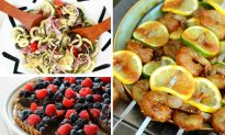 5 Memorial Day Recipes That Won't Stray Too Far from Your Fitness Goals