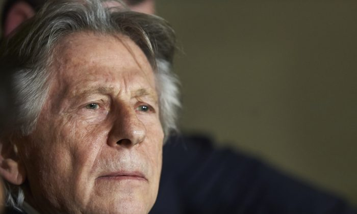 French-Polish film director Roman Polanski is seen during a press conference at the Bonarowski Palace Hotel on October 30, 2015 in Krakow, Poland. (Adam Nurkiewicz/Getty Images)