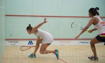 Top Squash in Hong Kong