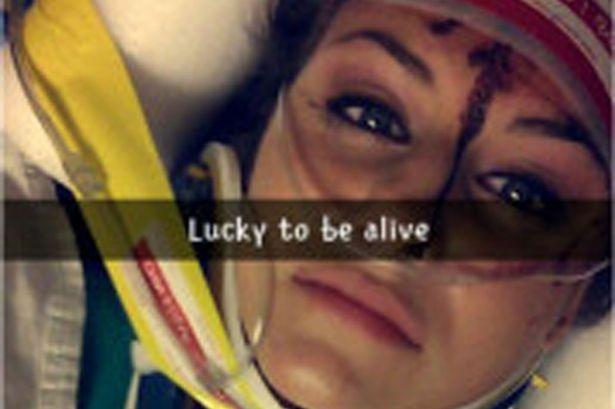 Snapchat teen Kidnapped 14