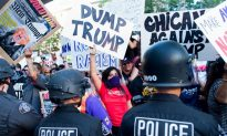 Protestors Turn Violent at Donald Trump Rally in San Jose, California