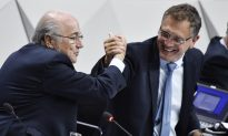 FIFA Top Officials Sepp Blatter, Jerome Valcke, and Markus Kattner Awarded Themselves $80 Million in 5 Years