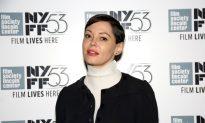 Rose McGowan Isn't a Fan of 'X-men: Apocalypse' Billboard Starring Jennifer Lawrence