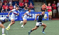 Hong Kong Beat Korea to Claim Second Place in the Asian Rugby Championship