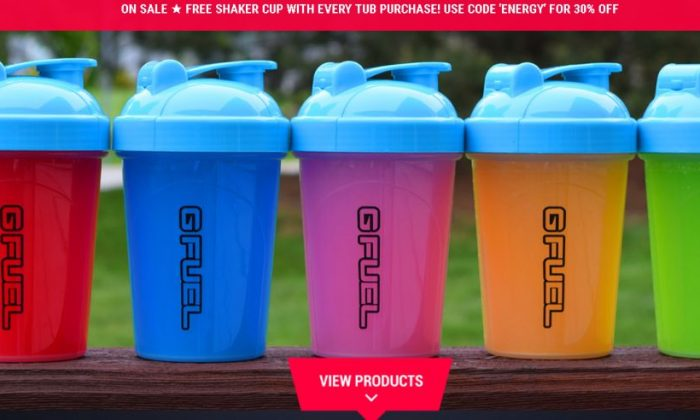 10-Year-Old Boy Hospitalized After Drinking Too Much 'G-Fuel'
