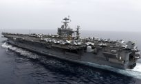 USS Harry Truman Hits ISIS: For First Time Since 2003, US Launches Airstrikes from Mediterranean Sea