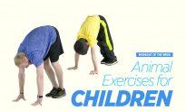 Animal Exercises for Children