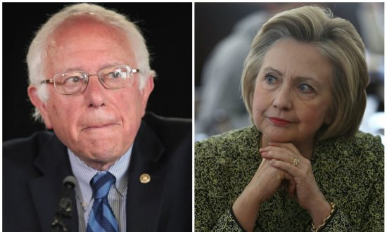 Wikileaks: Clinton Team Listed 'Hits' Against Bernie Sanders in Podesta Emails