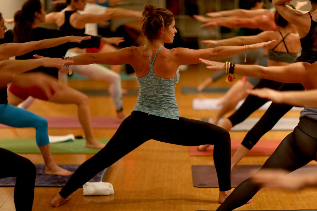 Woman Who Fell From Balcony While Doing 'Extreme Yoga' Is Recovering 'Quickly,' Says Report