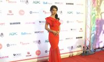 Miss World Canada Anastasia Lin Wins Leo Award