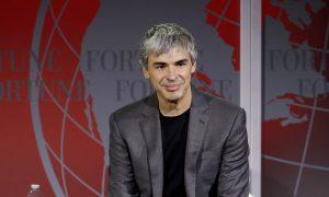 Google Co-founder Secretly Spent $100 Million on Flying Car Project: Report