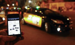 Uber Reaches Record Valuation After Saudi Investment