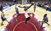 NBA Finals Game 3: How the Cavaliers Muscled Their Way Back Into The Series