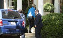 Clinton Hosts Warren Following Endorsement, Fueling VP Speculation