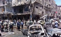 Twin Blasts Near Damascus Kill 12, Wounds Dozens
