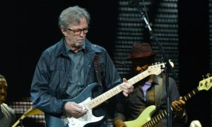 Eric Clapton Reveals Health Problem That Has Kept Him From Performing