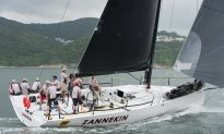 Good Turnouts for Typhoon Series and Summer Saturday Racing