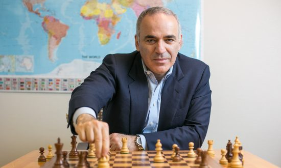 Russian Activist and World Chess Champion Calls on Australia to Move First Against Human Rights Violators
