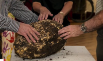 2,000-Year-Old Edible Butter Found In Ireland (Video)