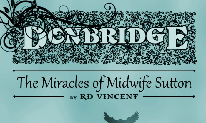 """The Miracles of Midwife Suffern"" by RD Vincent. (courtesy of the author)"