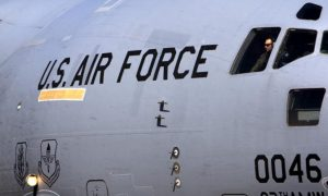 Air Force Computer Crash Wipes Out Over 10 Years Worth of Records