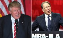 Trump and NRA to Discuss Gun Ban for Terror Suspects