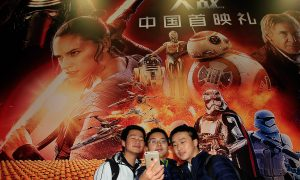 China's Hollywood Takeover