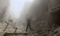 Syrian Activists Say Airstrikes on Rebel-Held Area Kill 25