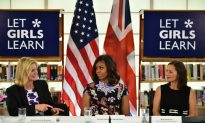 Michelle Obama to Continue Girls Education Reform in Liberia, Morocco, and Spain