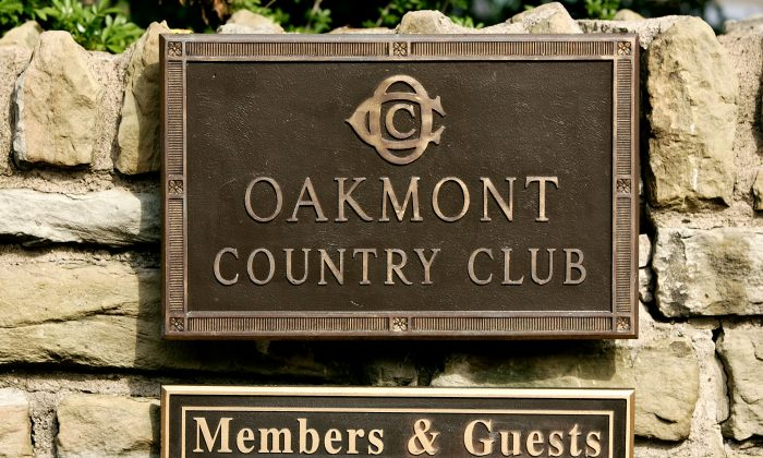 The Oakmont Country Club is hosting it's record 9th U.S. Open this week. (Sam Greenwood/Getty Images)