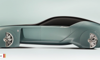 Rolls-Royce's New Driverless Car is Expectedly Breathtaking (Video)